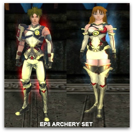[NEW SETS] EP8 ARMORS Archer10