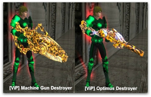 [NEW WEAPONS] DESTROYER WEAPON Dwr210