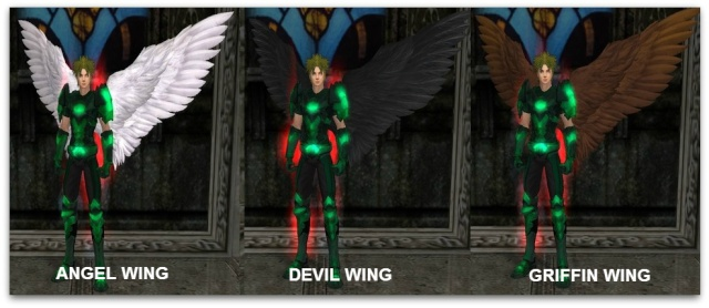 [NEW WINGS] ANIMATED WINGS Wings10