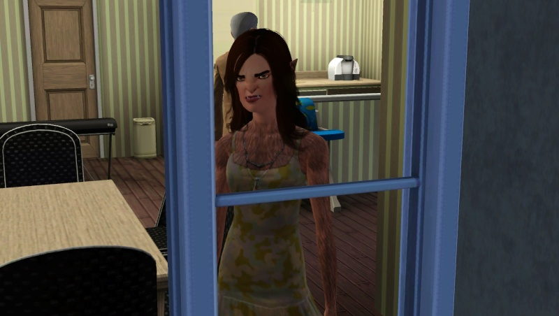 Les Sims 3 - Teen Wolf edition Screen15