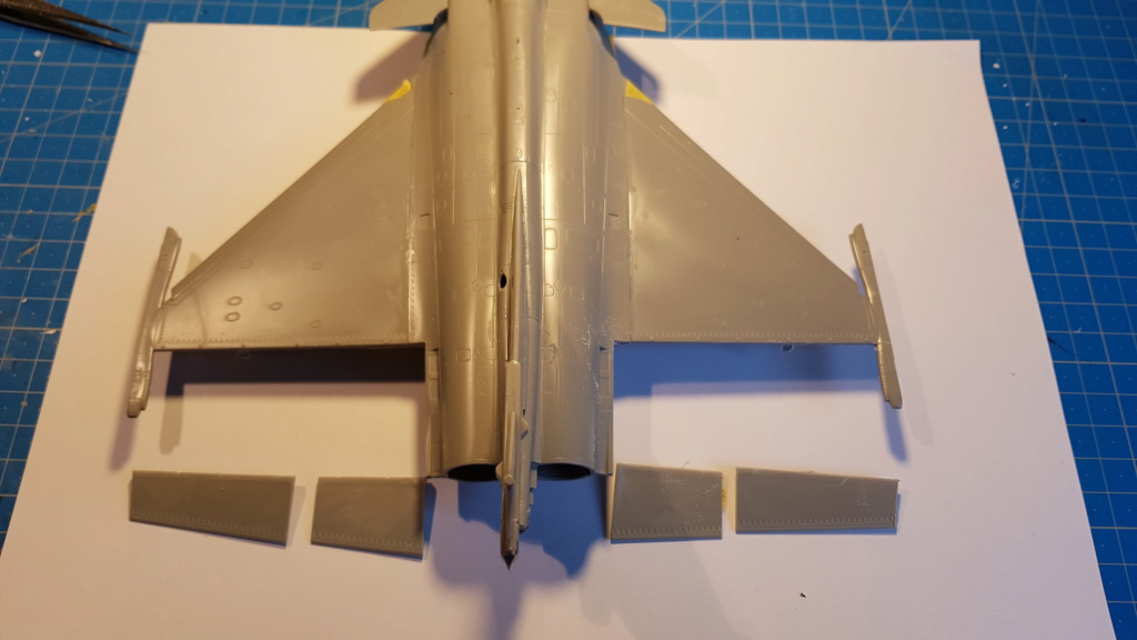 Rafale C 1/48 Revell - Page 2 20181179
