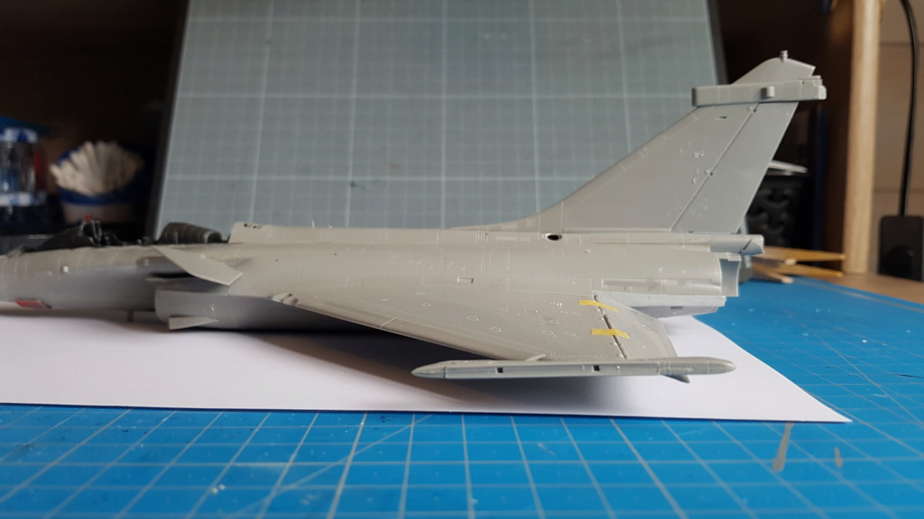 Rafale C 1/48 Revell - Page 2 20181182