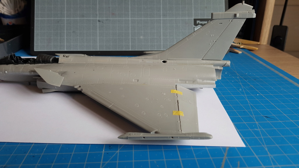 Rafale C 1/48 Revell - Page 2 20181183