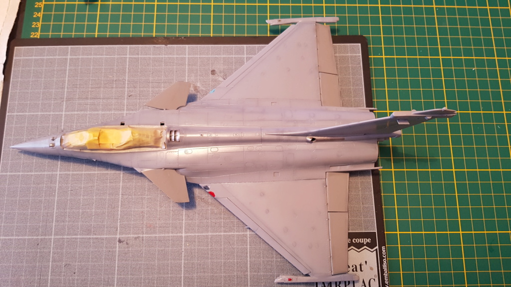 Rafale C 1/48 Revell - Page 5 20181256