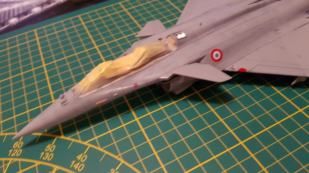 Rafale C 1/48 Revell - Page 5 20181257
