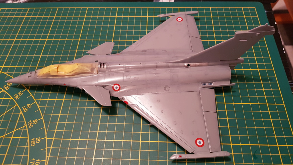 Rafale C 1/48 Revell - Page 5 20181259