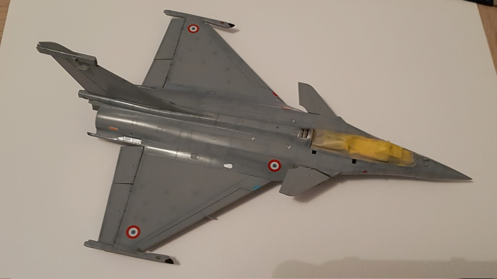 Rafale C 1/48 Revell - Page 5 20190111
