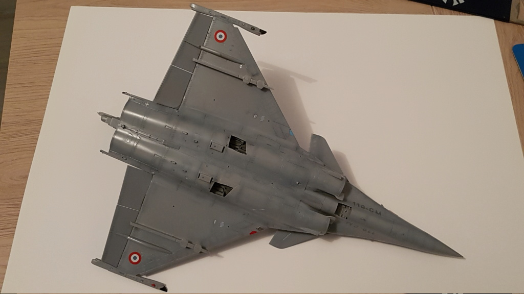 Rafale C 1/48 Revell - Page 5 20190112