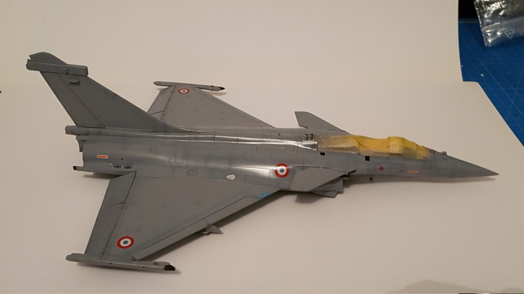 Rafale C 1/48 Revell - Page 5 20190114