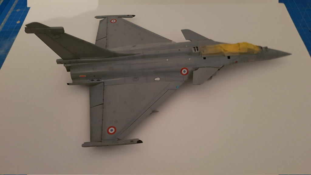 Rafale C 1/48 Revell - Page 5 20190116