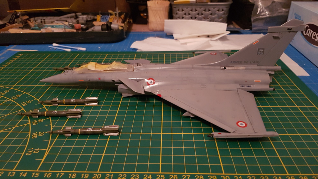 Rafale C 1/48 Revell - Page 6 20190119