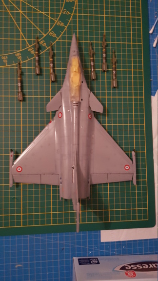 Rafale C 1/48 Revell - Page 6 20190121