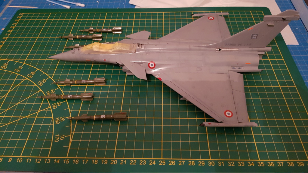 Rafale C 1/48 Revell - Page 6 20190123
