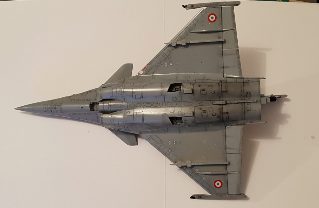 Rafale C 1/48 Revell - Page 7 20190137