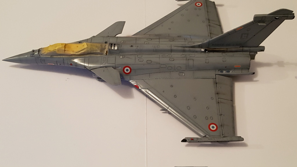 Rafale C 1/48 Revell - Page 7 20190139