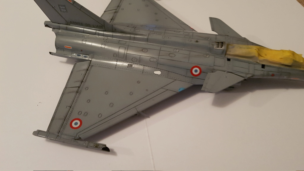 Rafale C 1/48 Revell - Page 7 20190140