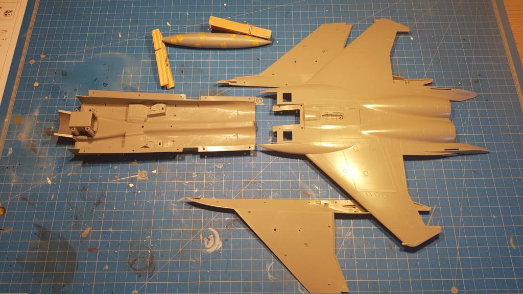 F-15C Agressor splinter camo 1/48 GWH 20190616