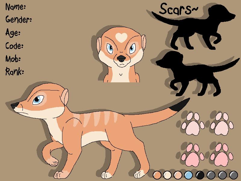 Random Meerkat Designs (Boredom strikes) Boredo15