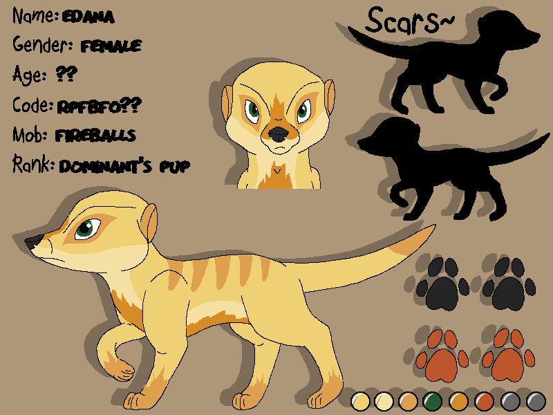 Stormy's Character Designs v2 Edana10