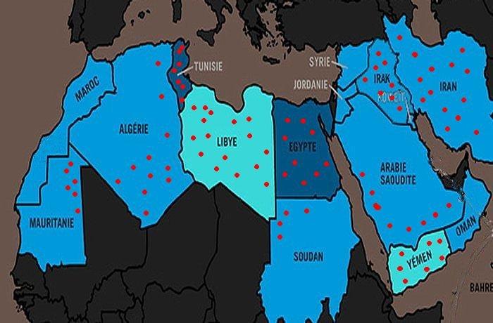 Israel en danger  إسرائيل في خطر   Israel10