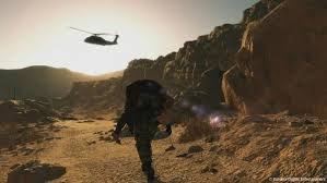MGS 5 THE PHATOM PAIN Images32