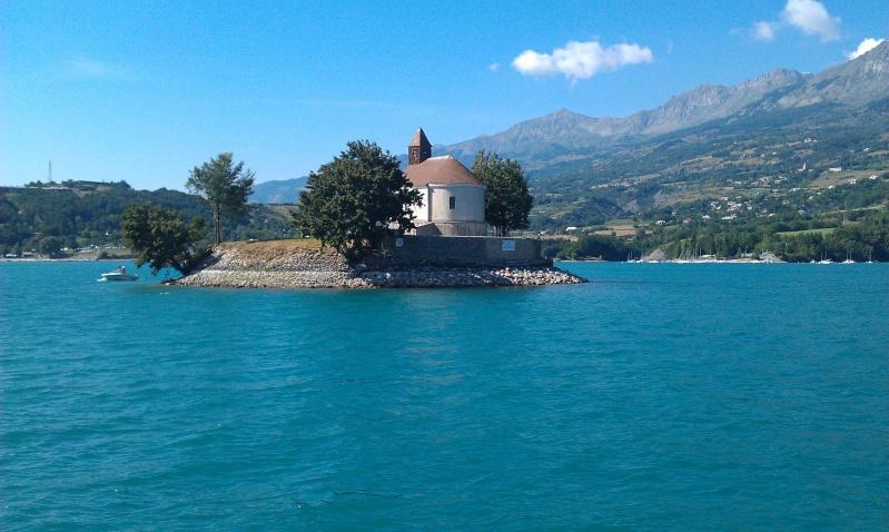 Lac de Serre Ponçon en ZOE Lac_110