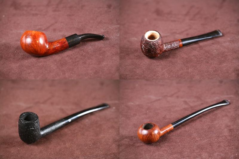 [débutants] Lot de pipes + chenillettes + cure-pipes Sans-t13
