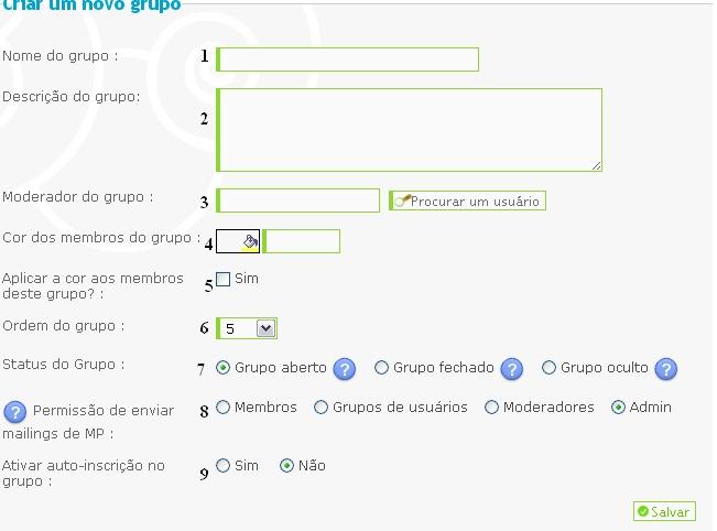 Abrir Loja VIP Parte 1 - Criar Ranks e Grupos Imagem12