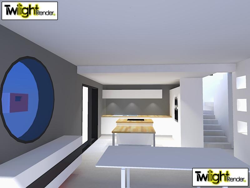 Construction d 39 une maison toit plat en alsace page 2 for Maison toit plat alsace
