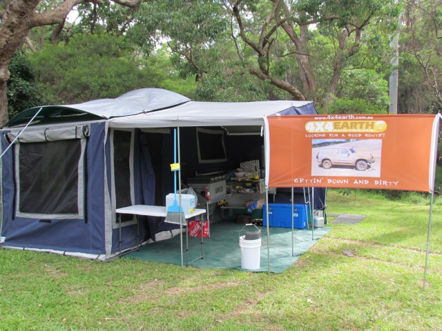 Vacationer Offroad Camper Trailer Img_2410