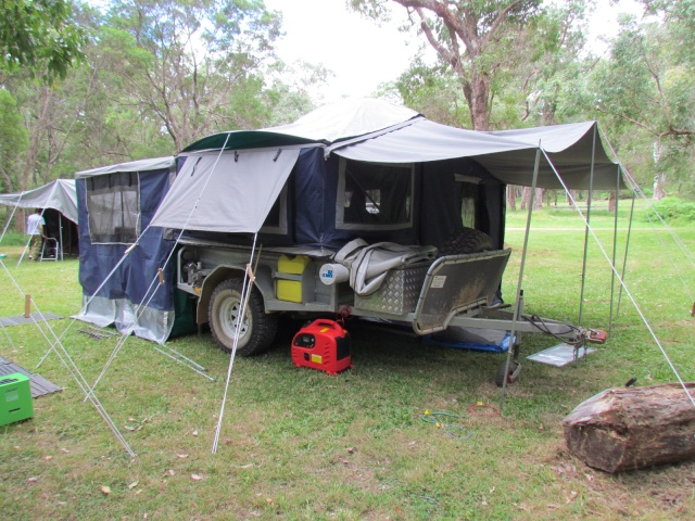 Vacationer Offroad Camper Trailer Img_2411