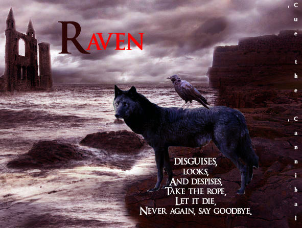 I suggest - Character Adoption Raven_10