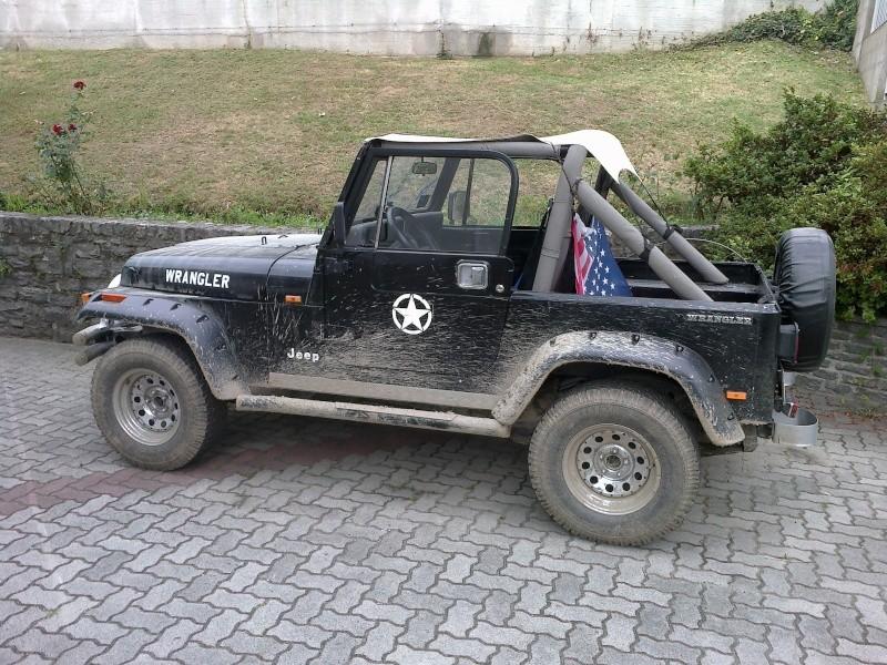 Jeep Wrangler YJ 1990 12082010