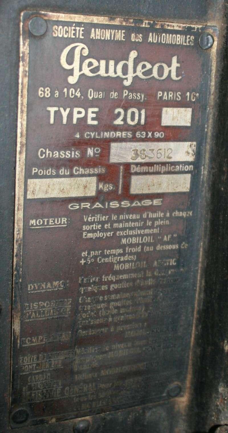 Identification de mon coupé Numero10