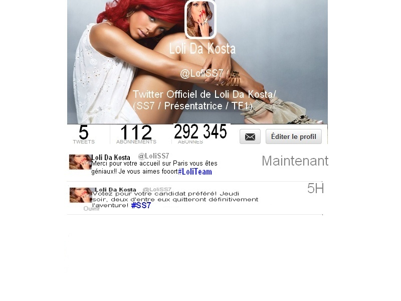 @LoliSS7 [OFFICIAL TWITTER DE LOLI DA KOSTA] Tweet13