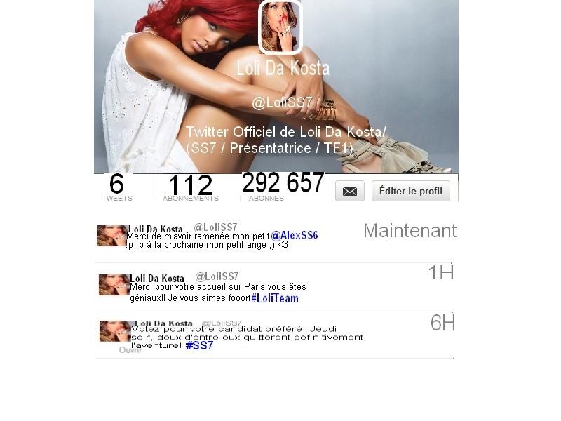 @LoliSS7 [OFFICIAL TWITTER DE LOLI DA KOSTA] Tweet14