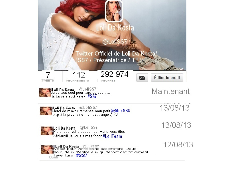 @LoliSS7 [OFFICIAL TWITTER DE LOLI DA KOSTA] Tweet15