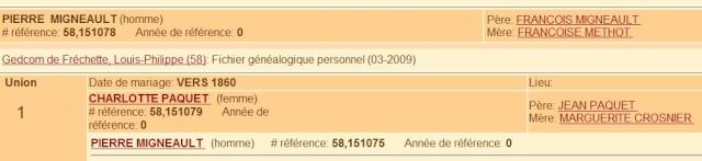MIGNEAULT Pierre & PAQUET CHARLOTTE - Page 3 63_pie10