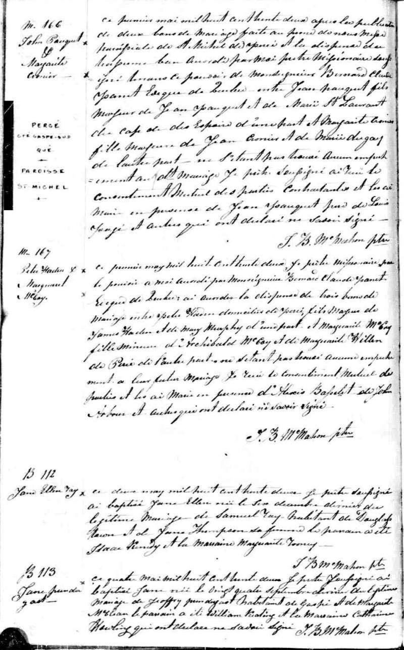 MIGNEAULT Pierre & PAQUET CHARLOTTE - Page 3 64_joh10