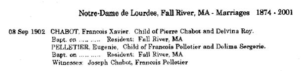 décès de Delvina St-Jore épouse de François Pelletier Franao11