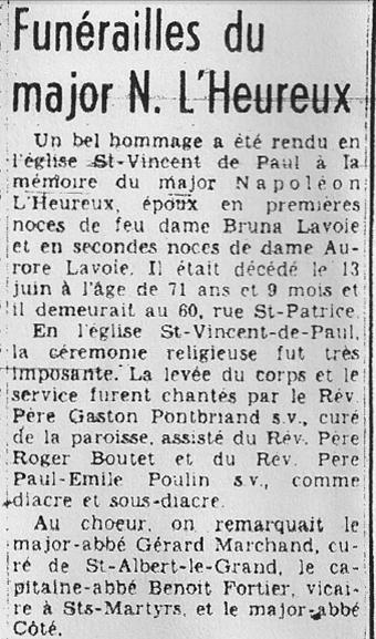 Gaston l'Heureux - Animateur de TV & Radio - Page 2 Funara10