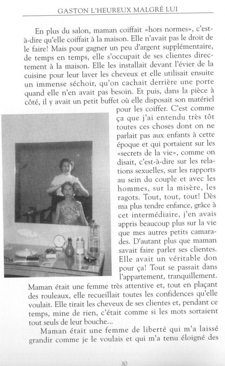 Gaston l'Heureux - Animateur de TV & Radio - Page 2 Malgra17