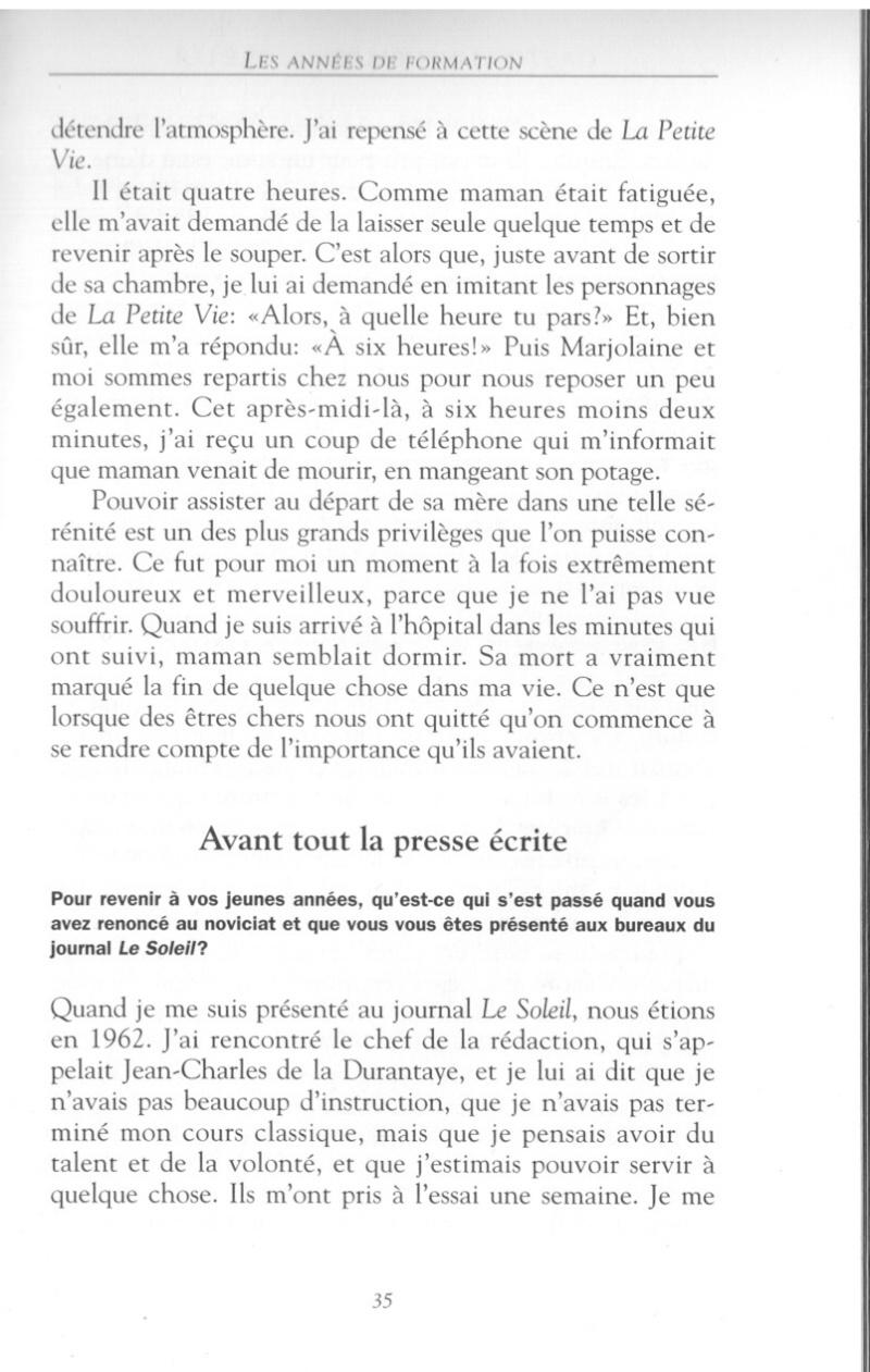 Gaston l'Heureux - Animateur de TV & Radio - Page 2 Malgra20