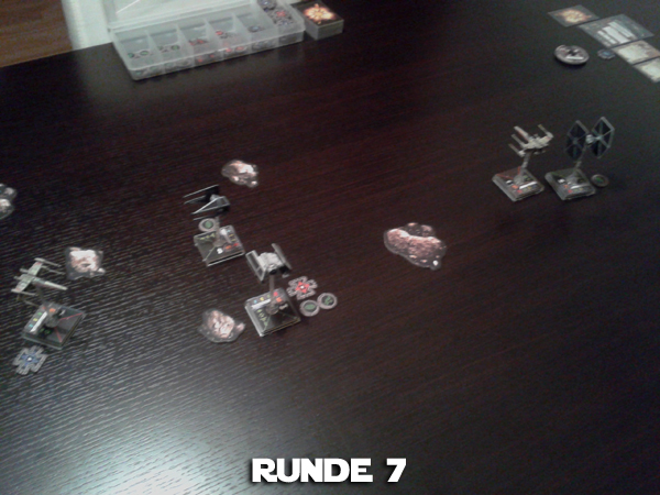 X-Wing Batrep#3 Runde711