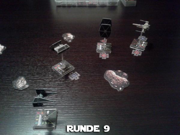 X-Wing Batrep#3 Runde911