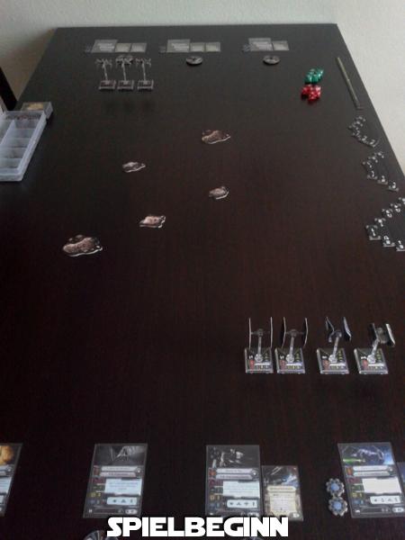 X-Wing Batrep#3 Spielb11