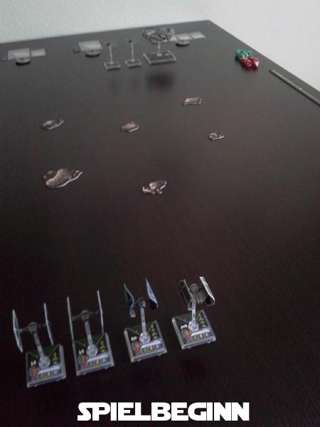 X-Wing Batrep#5 Spielb13