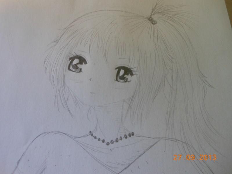 Même si ce n'est pas du grand Art, dessiner, ça me plait ! <3 Dscn1710