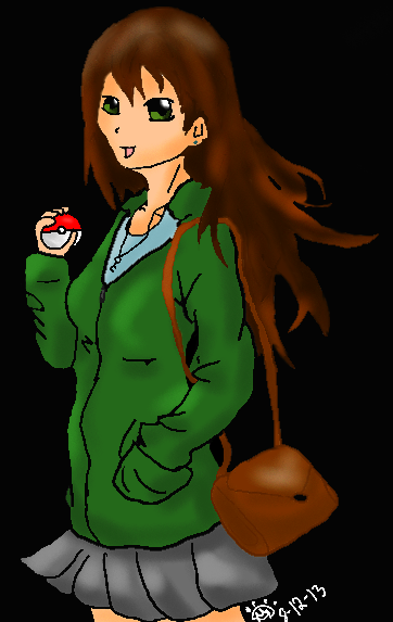 Character Sheets and Pokemon Toki210