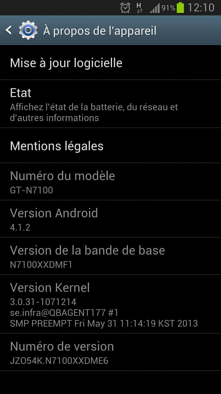 [RESOLU] probleme processus com.android phone 2013-014